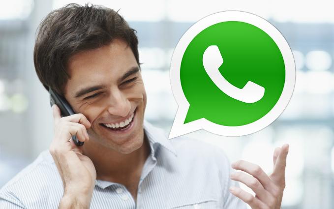 Ya están aquí, las llamadas de Whatsapp se hacen oficiales y nosotros las probamos. Nada de root, sólo necesitamos una llamada de quien lo tenga...